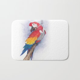 What If...?? Parrots were Gangsters! Bath Mat