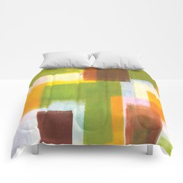 Color Block Series: Country Comforters