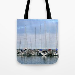 Milwaukee Sailboats Tote Bag