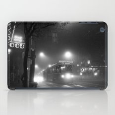 A Streetcar Named Noir iPad Case