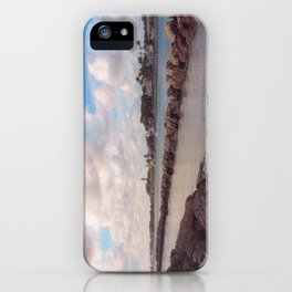 Winter Afternoon, Jupiter Inlet Lighthouse iPhone Case