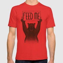 Feed Me Bear T-shirt