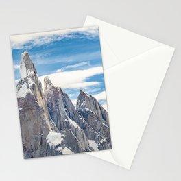 Cerro Torre. Parque Nacional Los Glaciares. Argentina Stationery Cards
