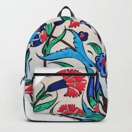 Turkish Tile Pattern Backpack