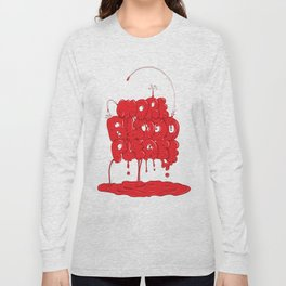 More Blood Please Long Sleeve T-shirt