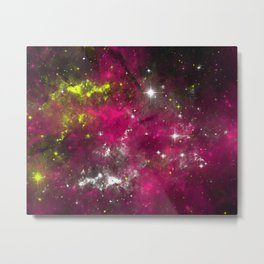 Star Light Metal Print
