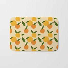 Mangoes in autumn Bath Mat