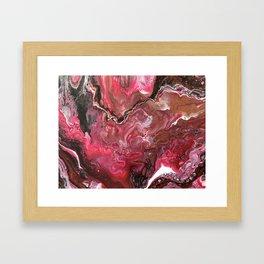 Bloodstream Framed Art Print