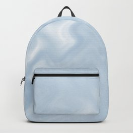 Snow Art 3 - Blue Backpack
