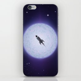 Retro Voyages iPhone Skin