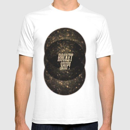 Rocket Ship! T-shirt