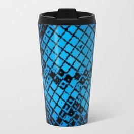 Tile Face Travel Mug