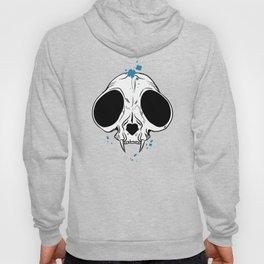 Cat skull Hoody