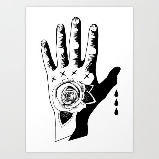 Nailbiter Art Print
