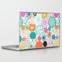 chelsea Laptop & iPad Skins featuring Chelsea by Elephant & Rose