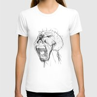 beast T-shirts featuring Beast by Luis C. Araujo