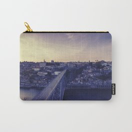 Porto across the bridge. Carry-All Pouch