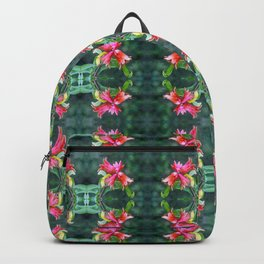 Pomegranates Growing Backpack