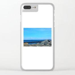 North Atlantic Clear iPhone Case