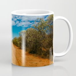 Way up north Coffee Mug