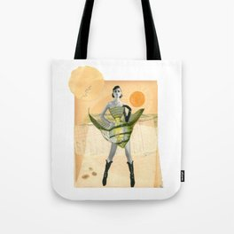 High Fishin' Tote Bag