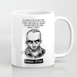 Hannibal Lecture Coffee Mug