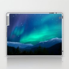 Bright Stars in the Early Morning Sky Laptop & iPad Skin