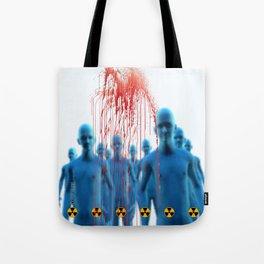 Aliens Gang & Strange Cosmic Blood Tote Bag
