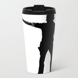 cowboy Metal Travel Mug