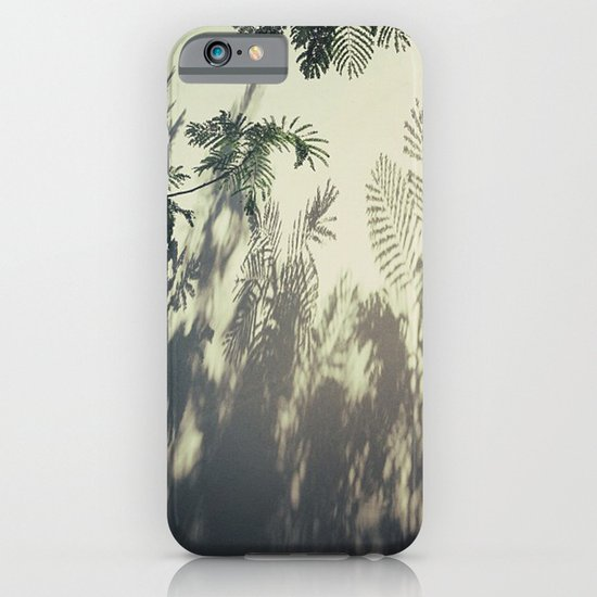 shadow patterns iPhone & iPod Case