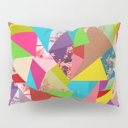 Colorful Thoughts Pillow Sham