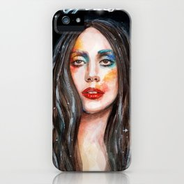 I Live For The Applause iPhone Case