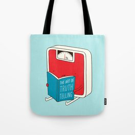 The art of Truth Telling Tote Bag