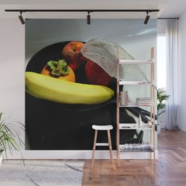 Fruit Fry, Armed And Ready Wall Mural