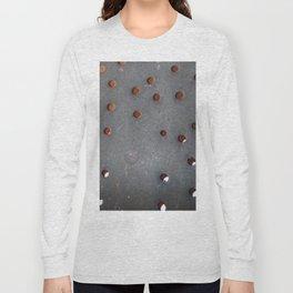 Antique skimmer holes Long Sleeve T-shirt