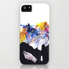 intimacy on display iPhone (5, 5s) Slim Case