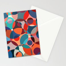 Crowded place Stationery Cards