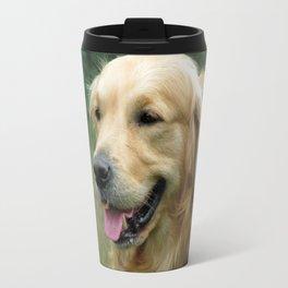 Golden Retriever Pet Travel Mug