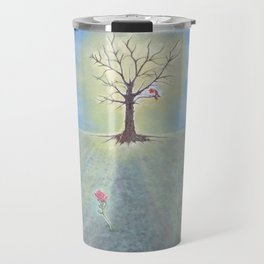 Tree of Hope Travel Mug