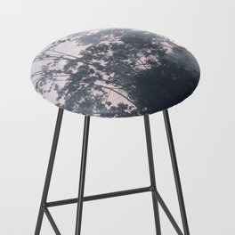 The mysteries of the morning mist Bar Stool