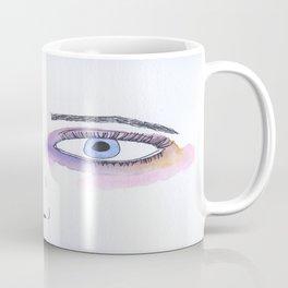 Two Black Eyes Coffee Mug