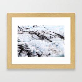 jökulsárlón II Framed Art Print