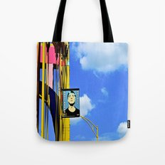 Andy's Bridge Tote Bag