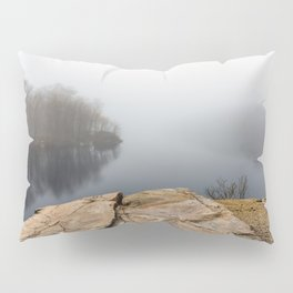 Foggy reflections Pillow Sham