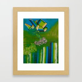 Butterflies Love Nature Framed Art Print
