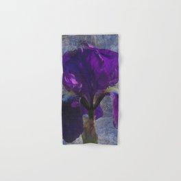 Captivating Iris Hand & Bath Towel