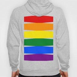 Love is Love 626 - LGBT Gay Flag Hoody