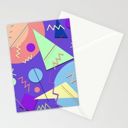 Memphis #7 Stationery Cards