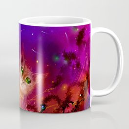 Night Cat 1 Coffee Mug