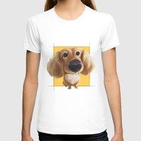 dachshund T-shirts featuring dachshund by joearc